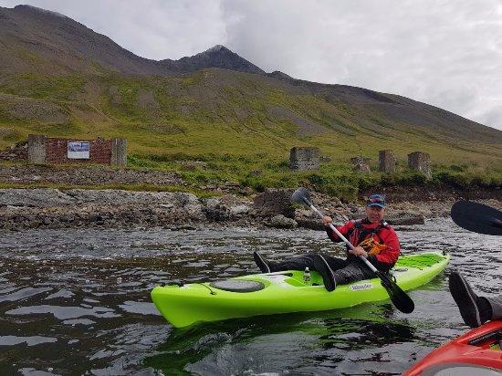 Siglufjördur, Island: The guide Mr. Gestur