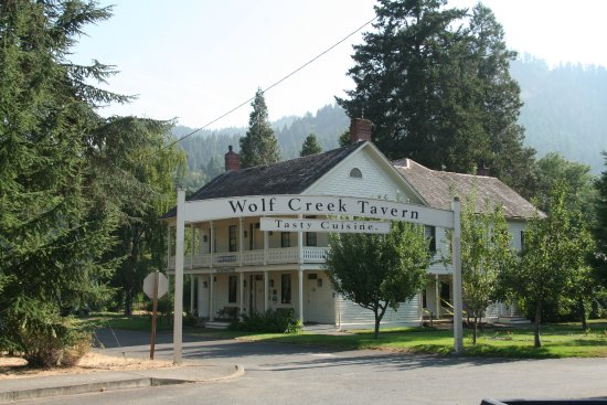 Wolf Creek, ออริกอน: A GREAT place