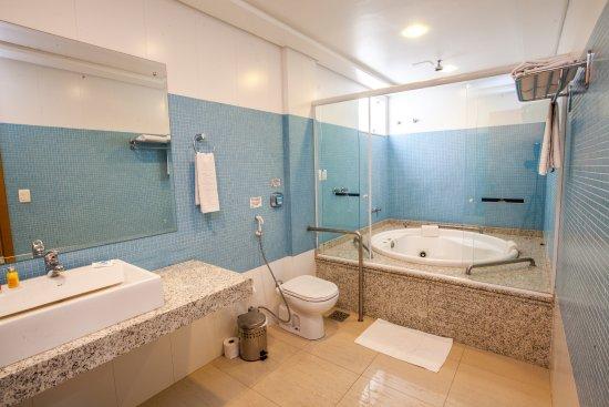 Banheirosuíte Luxo Picture Of Centromar Hotel Balneario Camboriu