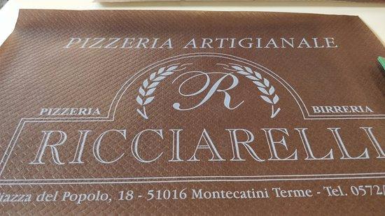 Ricciarelli: Restaurant
