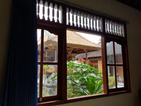 Swan Inn: Vue de la chambre