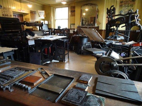 Salon foto beamish museum beamish tripadvisor for Salon imprimerie