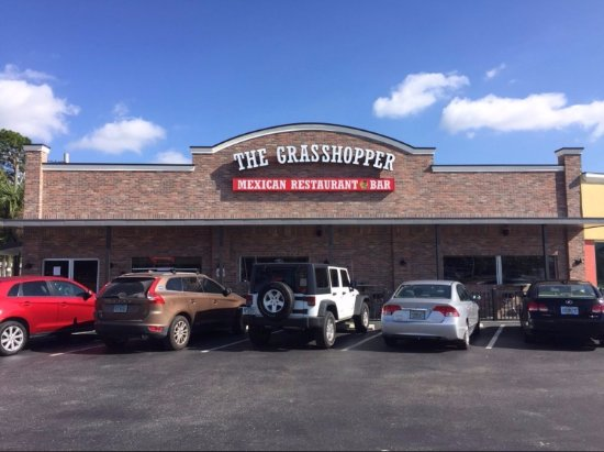 The Grasshopper Mexican Restaurant & Bar: Welcome!