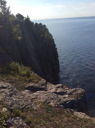 Silver Bay, MN: Shovel Point Cliffs