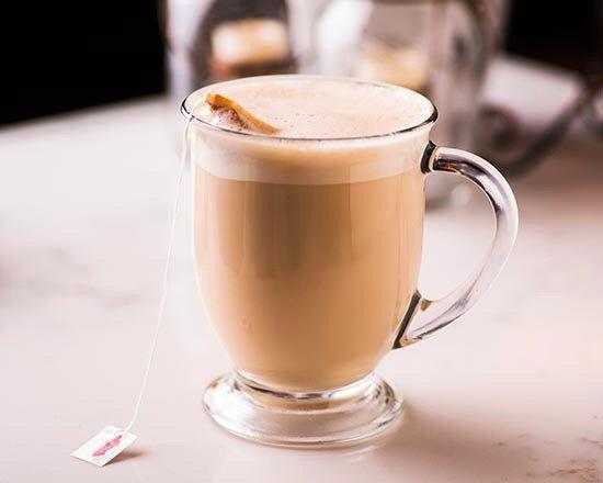 Kew Gardens, Estado de Nueva York: Tea Latte