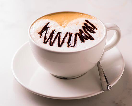 Kew Gardens, Estado de Nueva York: Mocha Latte