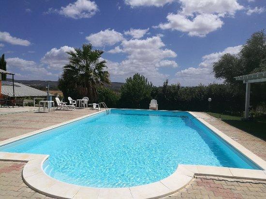 Olmedo, Italy: Zwembad