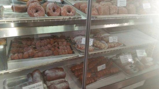 Paia, HI: Yum! Donuts from Komodo Bakery