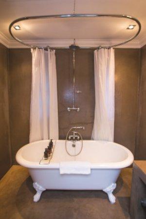 Greyton, South Africa: Shower / Bath