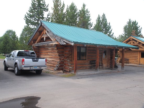 Hibernation Station: terrific cabin