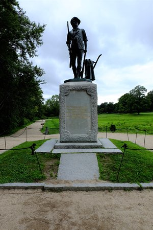 Concord, Массачусетс: Minute Man National Historical Park