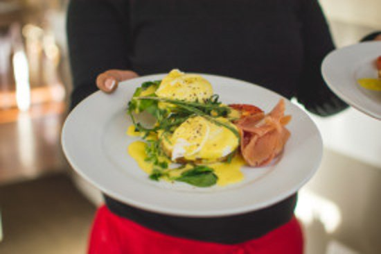 Greyton, South Africa: Post House Breakfast