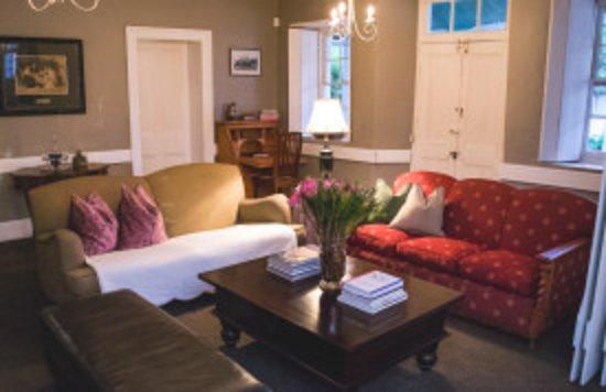 Greyton, แอฟริกาใต้: Guest Lounge