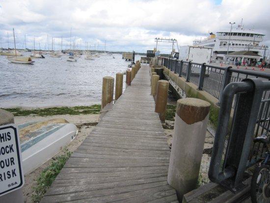Vineyard Haven, MA: Dock