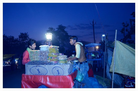 "Night life Villagers in Chhattisgarh Called "" Mela Mandai """