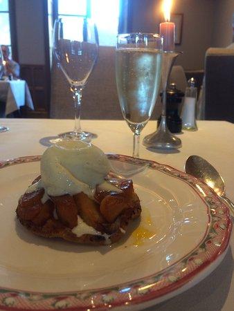 Beaugency, Francja: dessert gourmand