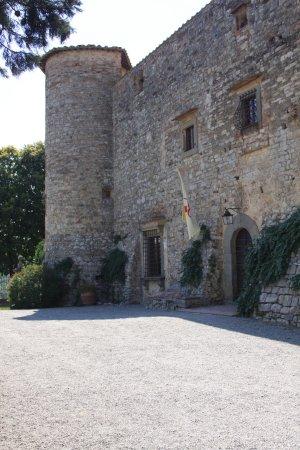 Gaiole in Chianti, Italy: Castello di Meleto