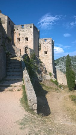 Klis, Kroatien: You can access pretty much all areas
