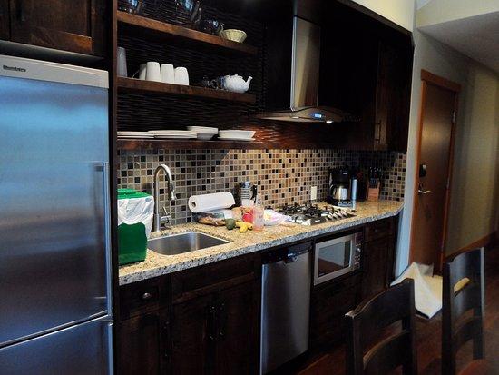 Mayne Island, Kanada: kitchen