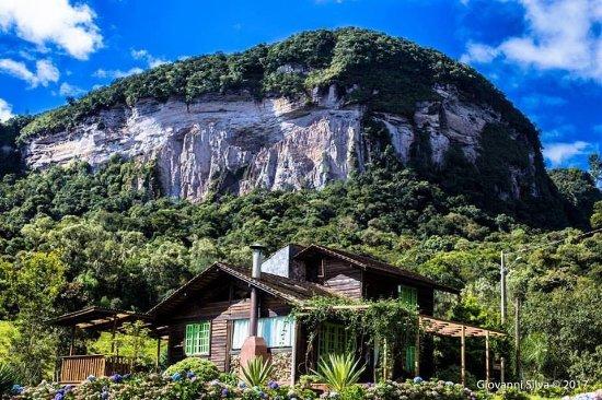 Rio dos Cedros Foto