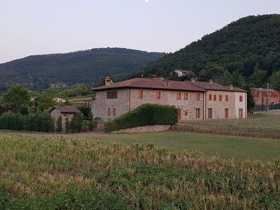 Lisciano Niccone, Italy: Agriturismo Le Fornaci