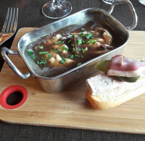 Joigny, Γαλλία: Restaurant Paris Nice