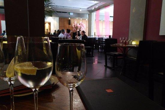 Thai Square - City Minories : Picture inside the restaurant