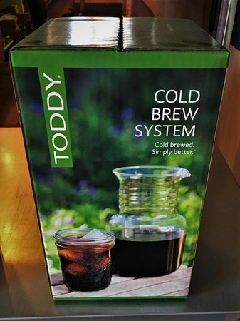 Hayward, WI: Cold Brew Toddy System - available at Backroads Coffee