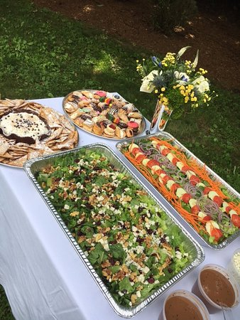 Wilton, CT: catering