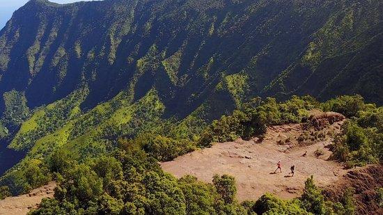 Hike Kauai With Me : Running with Patrick