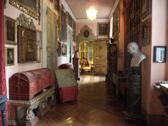 Isola Bella, Ιταλία: Palazzo Borromeo interior 4