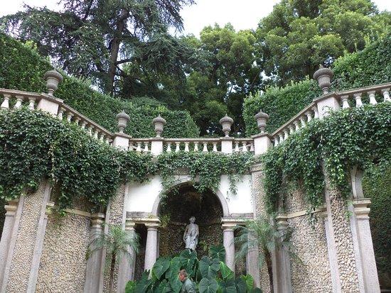 Isola Bella, Ιταλία: Bella gardens 5