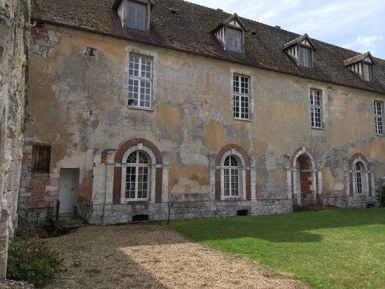 Haute-Normandie, Frankrike: Le bâtiment