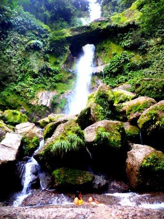 San Martin Region, Περού: Catarata del Breo, ubicada en la ciudad de Juanjui en la región San Martín.