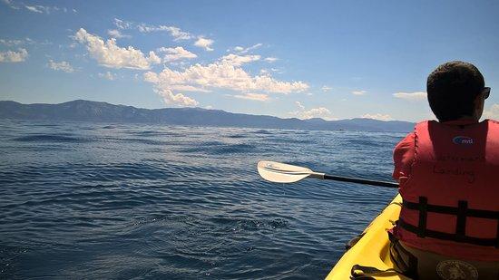 Carnelian Bay, Kalifornien: Panorama (southeast)