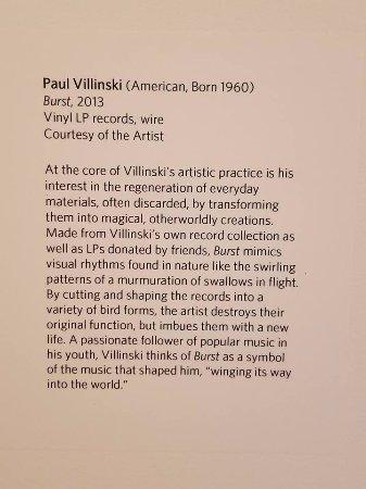 Roanoke, VA: Info on artist Paul Villinski