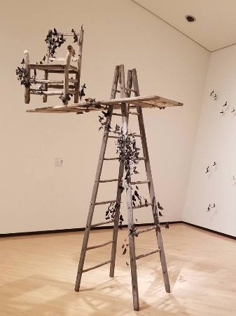Roanoke, VA: Artist Paul Villinski