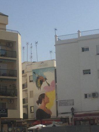 Centro histórico de Estepona: Murales