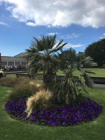 Worthing, UK: Marine Gardens