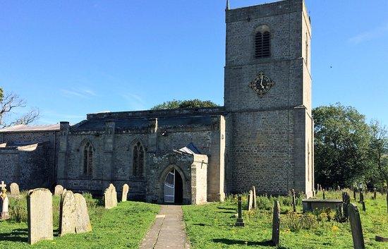 Holy Trinity Church, Wensley, (near Leyburn)