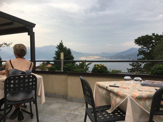 Vista Lago dal Terrazzo - Picture of Ristorante Pizzeria Bel ...