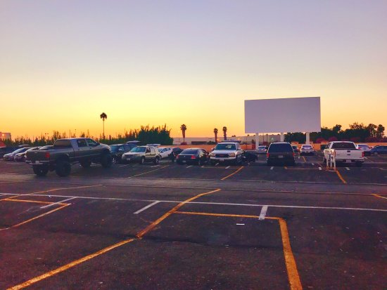 Paramount Drive-In Theatres