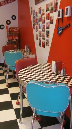 Woody Point, Canada: Retro interior