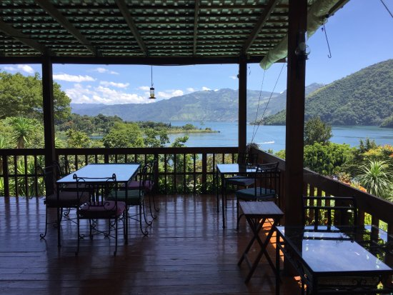 Toliman Restaurant: Beautiful Lake Views