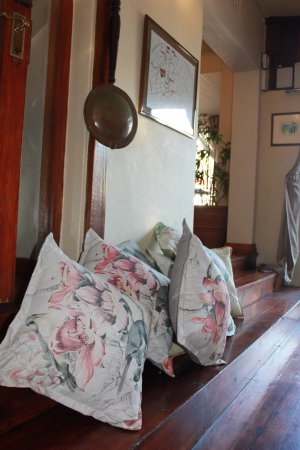 Harfield Guest Villa: By reception