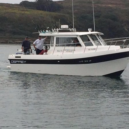 Bodega Bay, Kalifornia: You'll love spending the day on this beautiful boat.