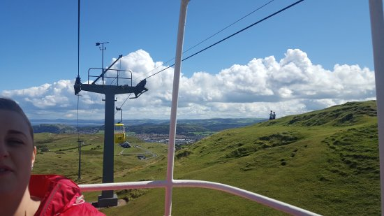 Great Orme Cable Cars : 20170815_132904_large.jpg