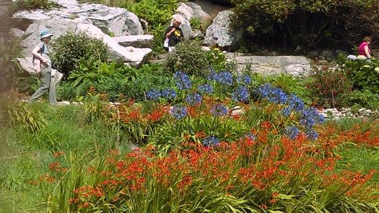 St. Michael's Mount: the beautiful garden