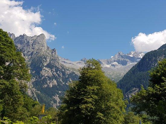 Val Masino, Italien: Paesaggio Val di Mello