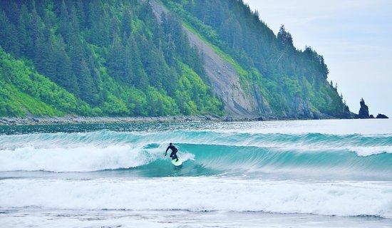 Alaska Surf Guides